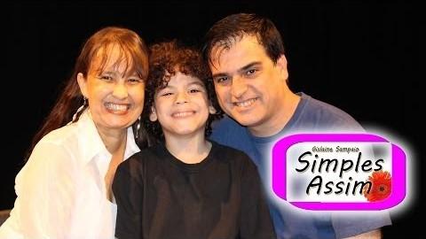 Carlinhos Rodrigues, Drika Vieira e Ian