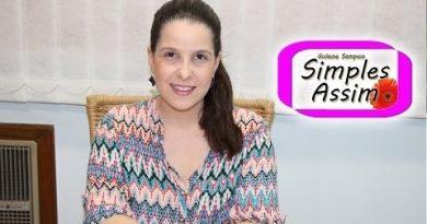 Stefanie Machado Maia, psicóloga