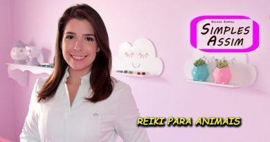 Beatriz Malucho - Reiki para animais