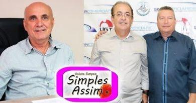Lopes, Luis Carlos Motta e Carlinhos Rodrigues