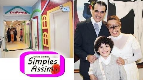 """Peça """"O voo do menino"""" + Unidade Materno Infantil HSD"""