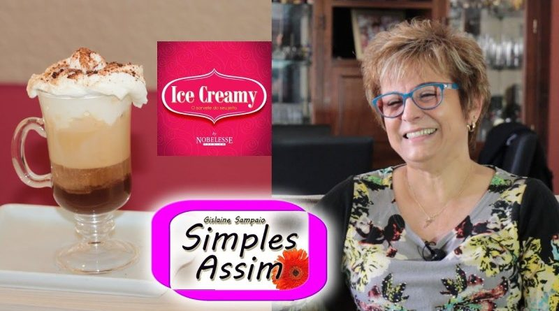 Ice Creamy + Silvia Leite