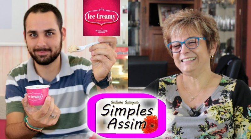 Ice Creamy +Sivia Leite