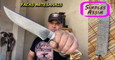 Berardo - Facas Artesanais