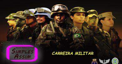 Robinson Farinazzo - Carreira Militar