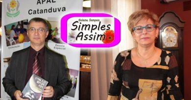 Dr. Wagner Quadros e Silvia Leite