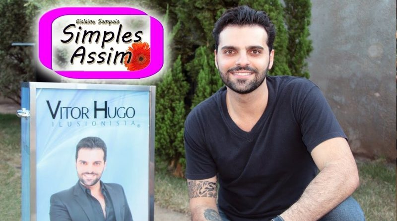 Vitor Hugo Ilusionista