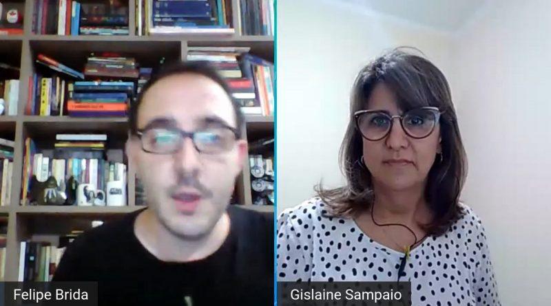 Felipe Brida é jornalista, crítico de cinema e professor