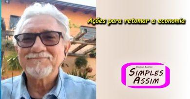 Ivo Pinfildi Jr - Retomada da economia