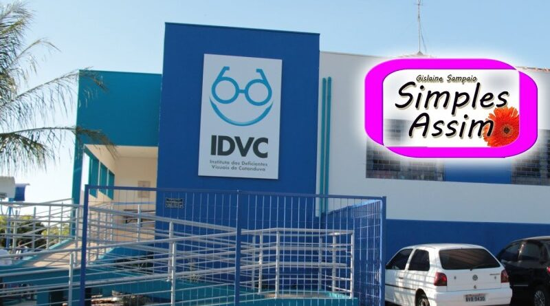 Instituto dos Deficientes Visuais de Catanduva