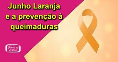 Junho Laranja e a prevenção à queimaduras