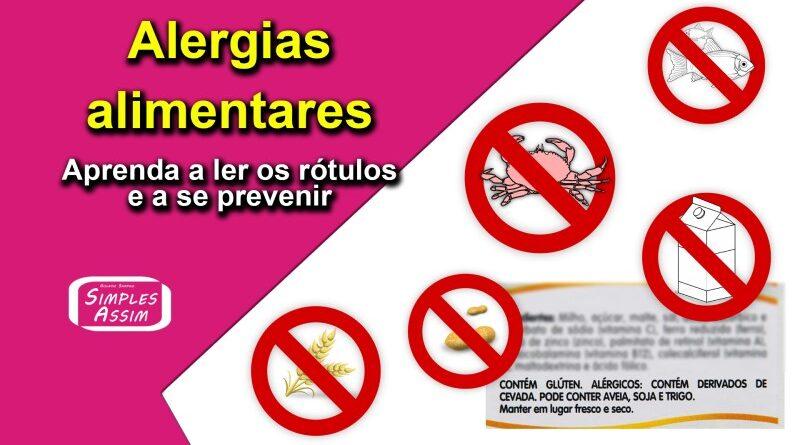 Solange Cassar - Alergia Alimentar