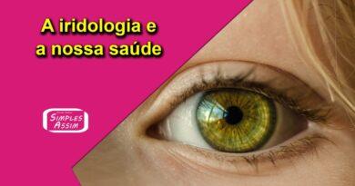 A iridologia e a nossa saúde
